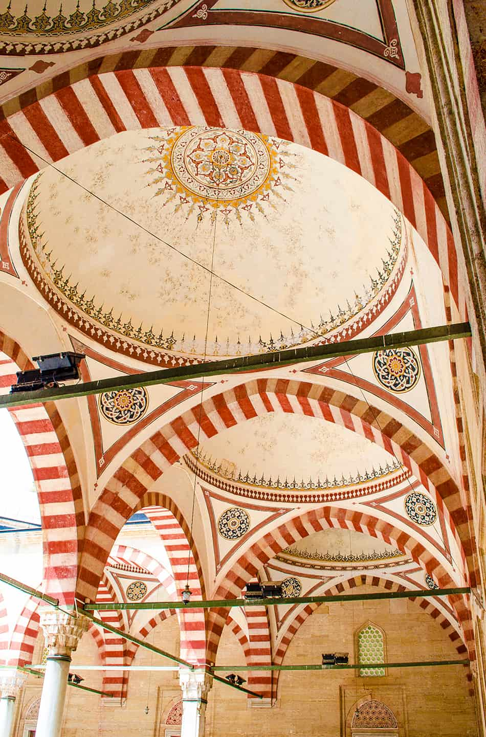 Domed Vaults