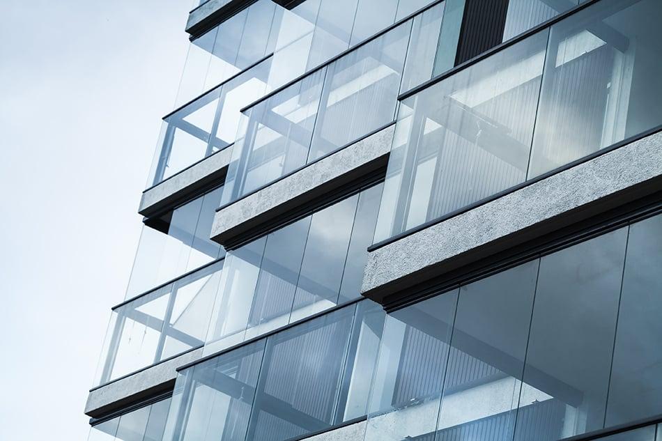 Glass Exterior