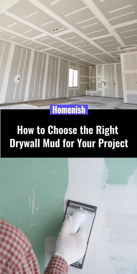 How to Choose the Right Drywall Mud for Your Project