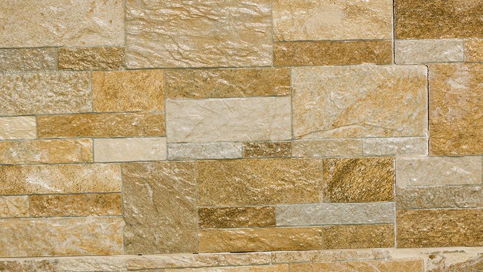 Natural Stone Veneer Panel Siding