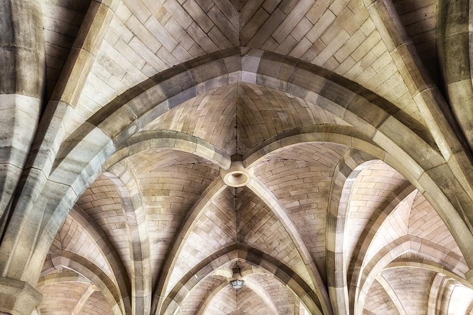 Ribbed Vaults