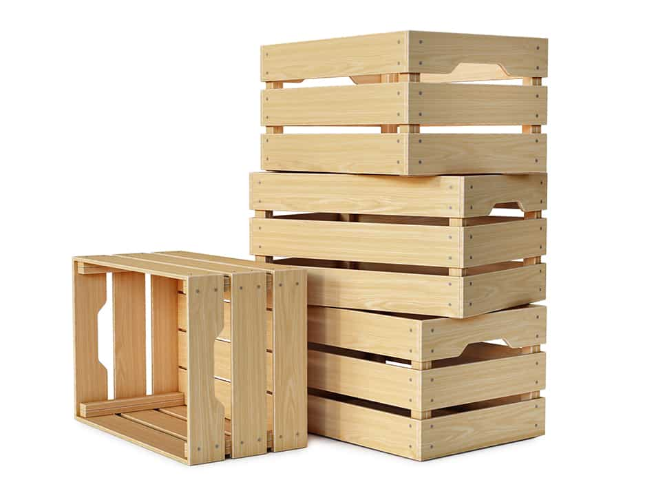 Stacking Boxes