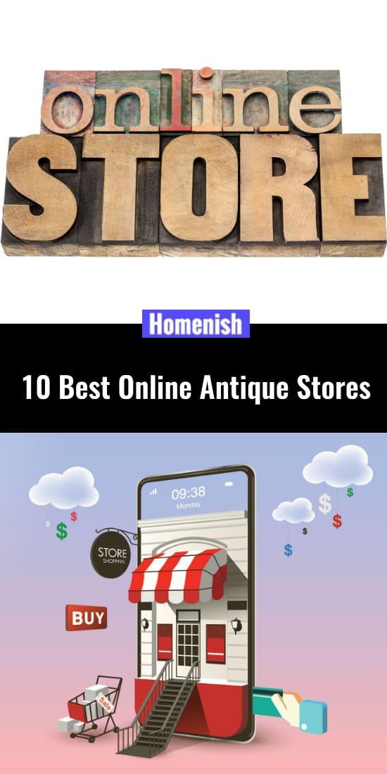 10 Best Online Antique Stores
