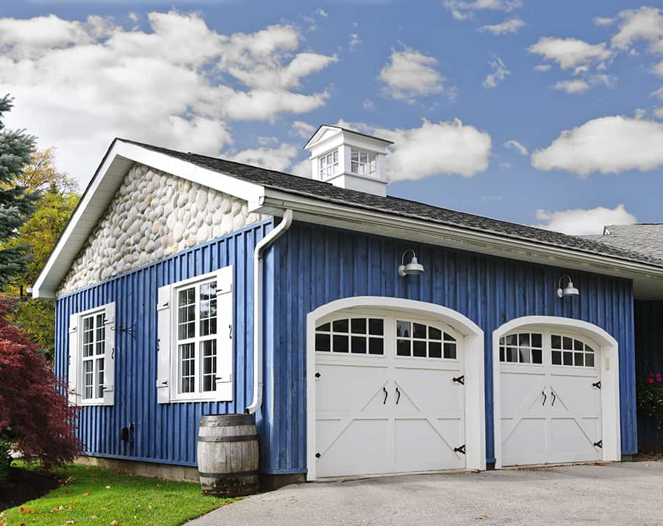 2-Car Garage Size