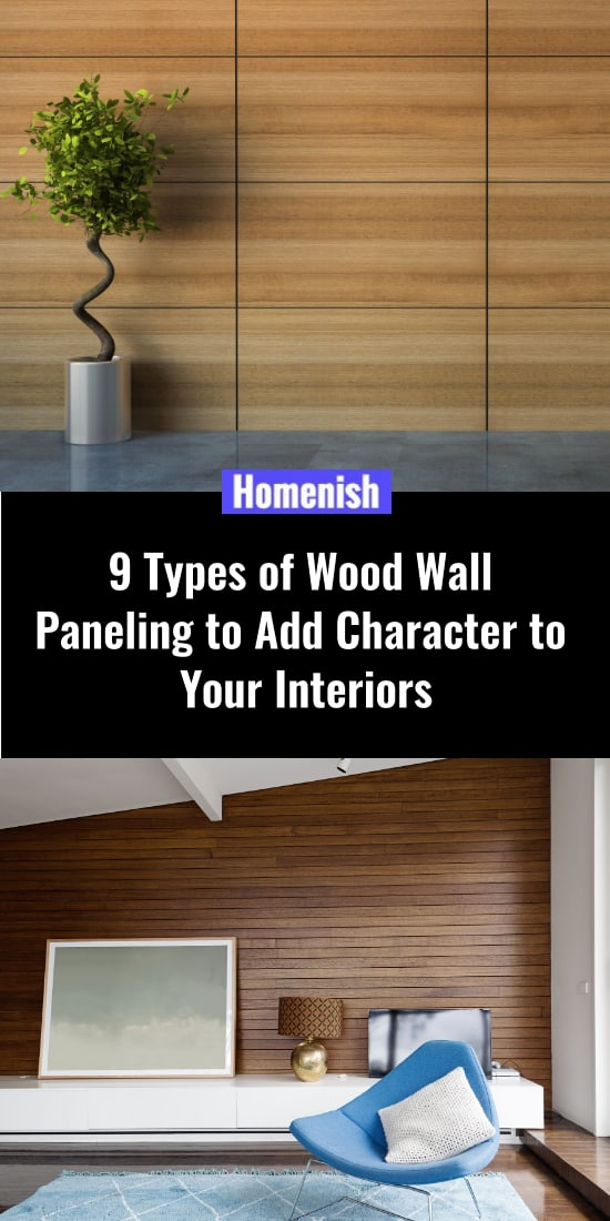 9 Types of Wood Wall Paneling to Add Character to Your Interiors