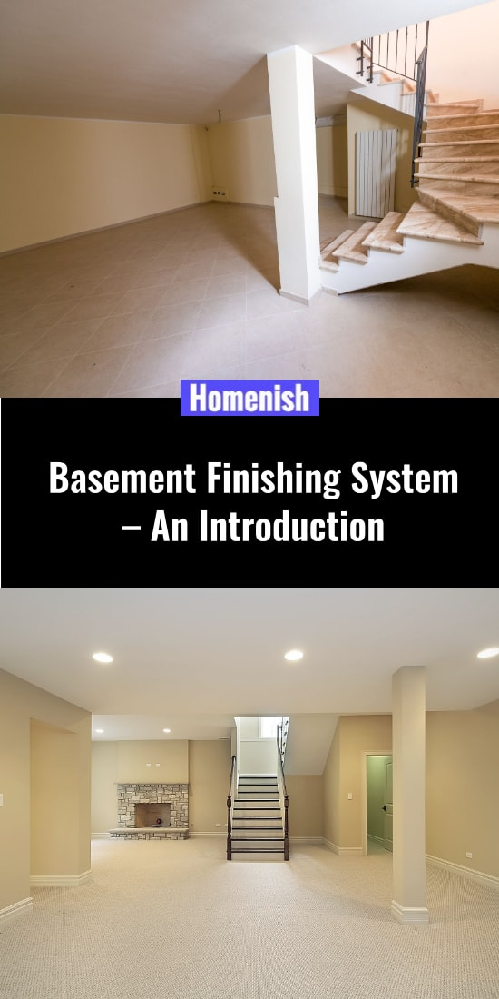 Basement Finishing System – An Introduction