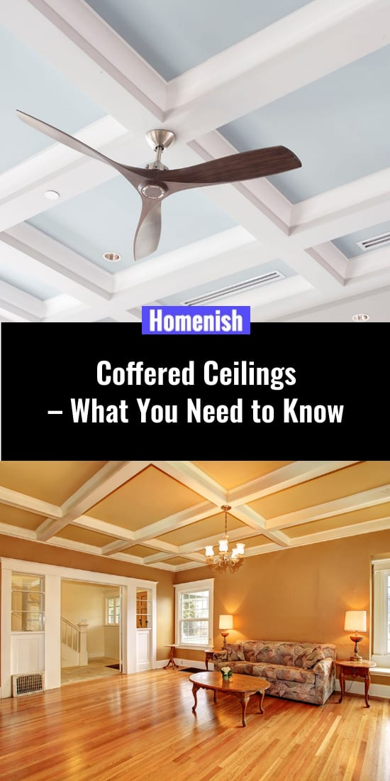 Coffered Ceilings – What You Need to Know