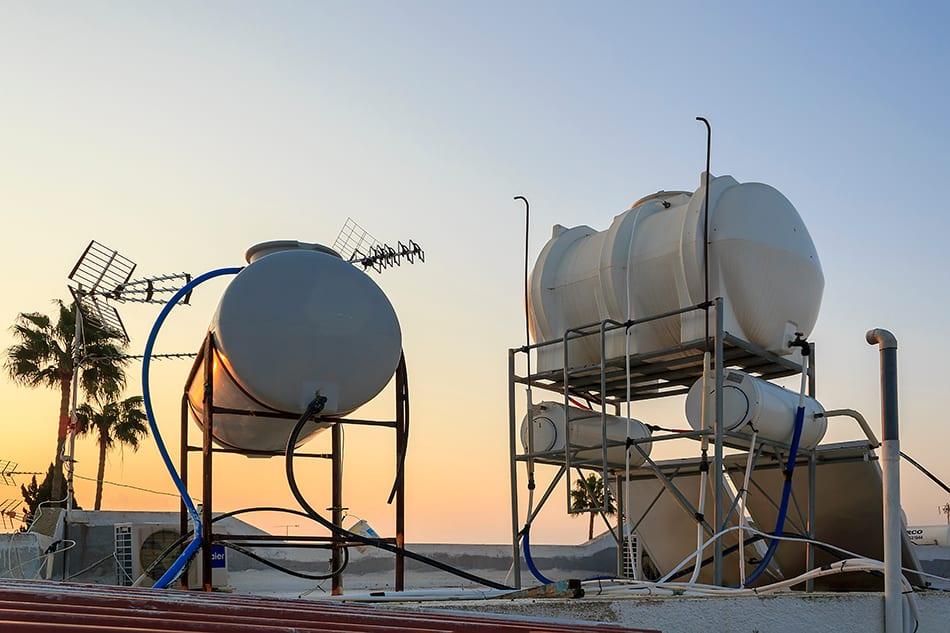 Storage Tank Water Heater