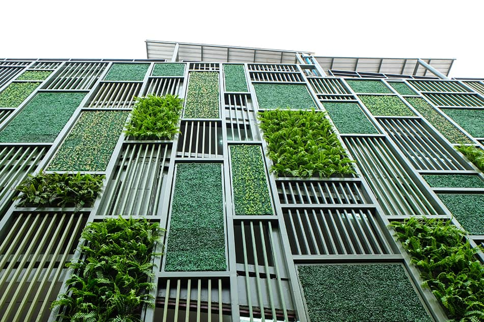 Ecological Green Building