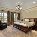 Large Master Bedroom Decorating