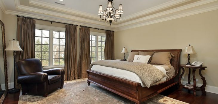23 Large Master Bedroom Decorating Ideas that Visually Stand Out