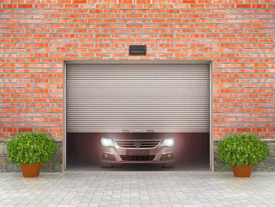 Single Garage Size