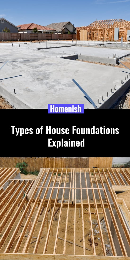 Types of House Foundations Explained