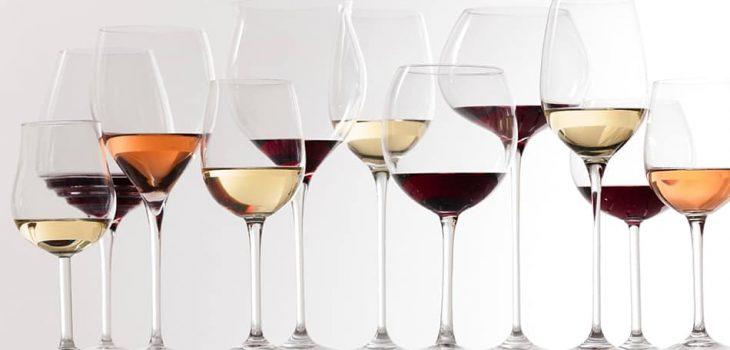 Types of Wine Glasses