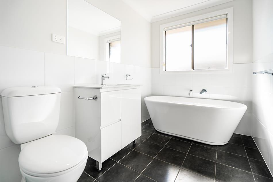 What is the Standard Bathroom Vanity Height