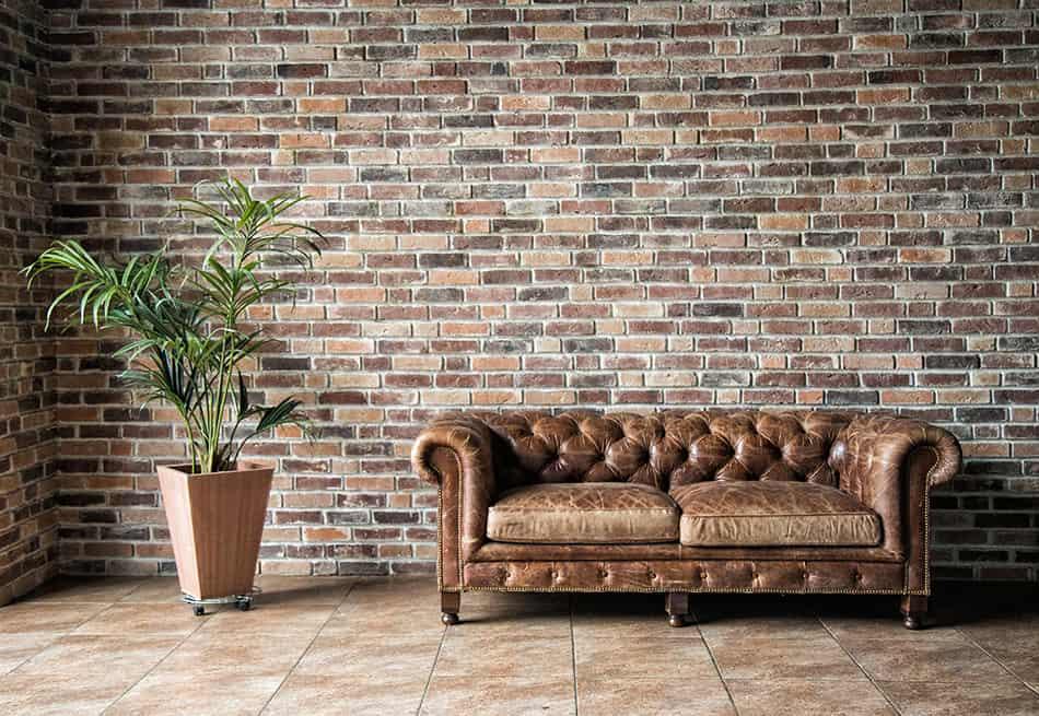 Exposed Bricks or Stone