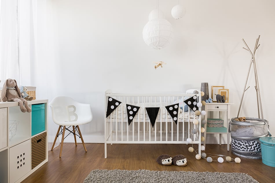 Baby Boy Nursery Theme Ideas