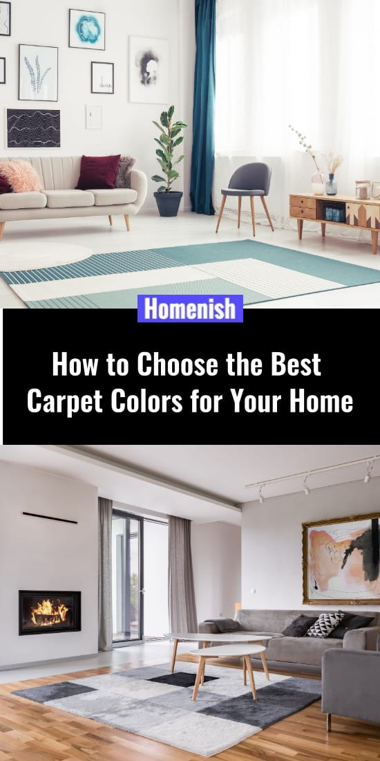 How to Choose the Best Carpet Colors for Your Home