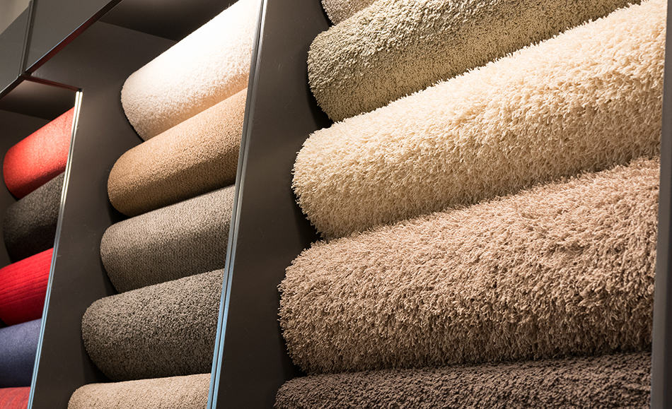How to Figure Carpet Waste