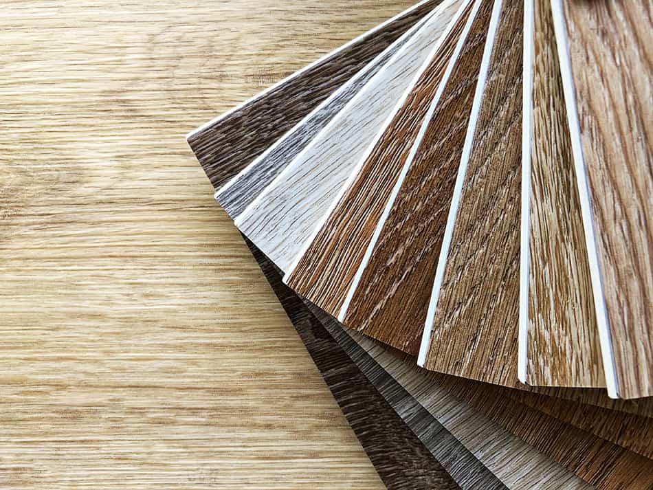 Luxury Vinyl Versus Real Wood