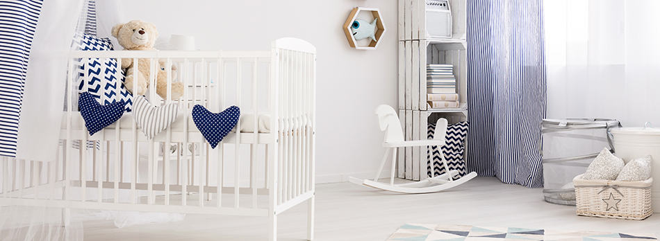 Nautical Theme Baby Boy Nursery