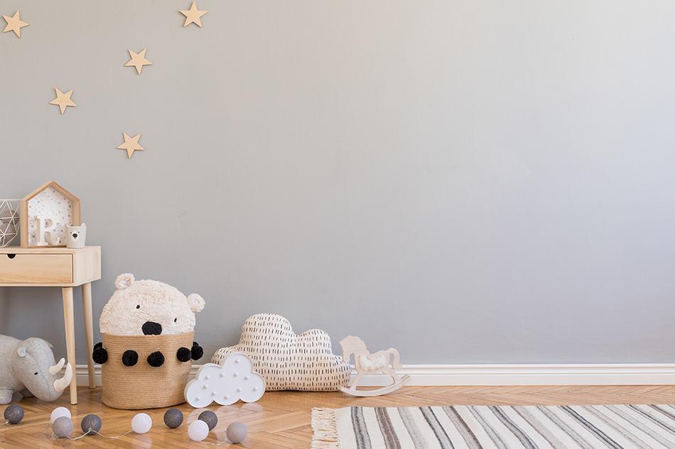 Patterns Baby Boy Nursery