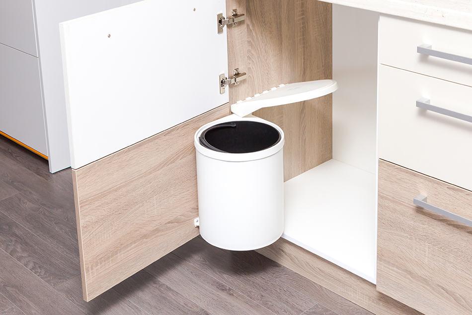 The Trash Kitchen Cabinet