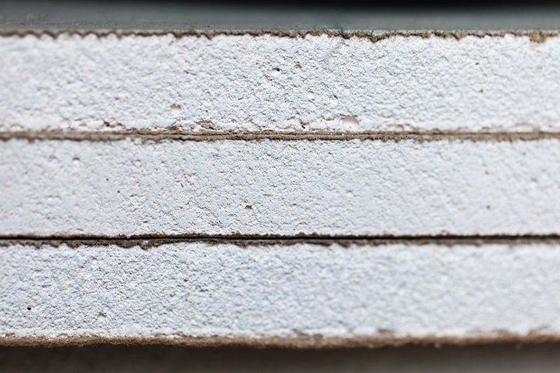 What is Drywall Made of?