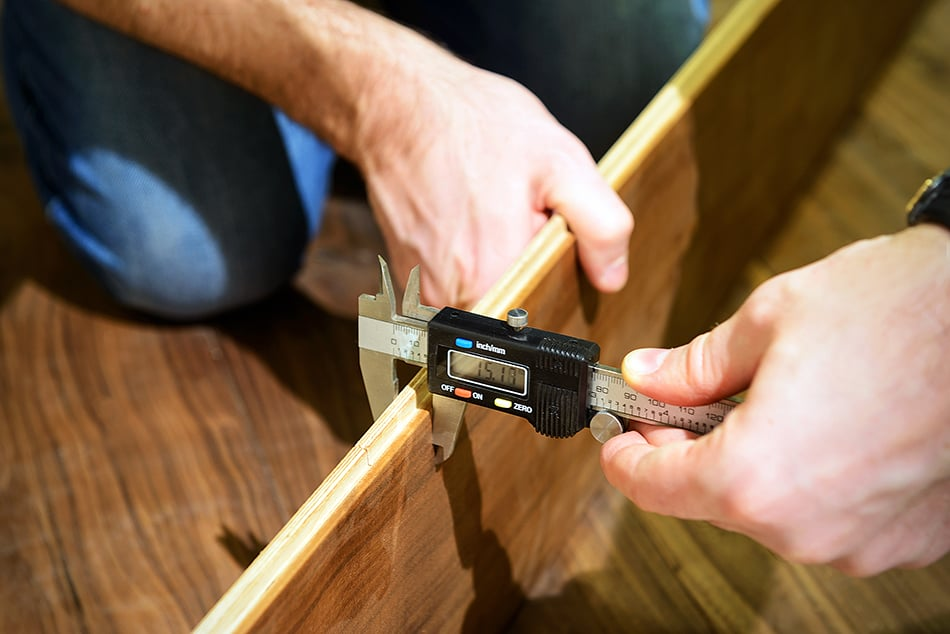 What is Laminate Thickness