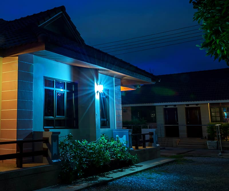 Porch Light Colors - What They Mean - Homenish