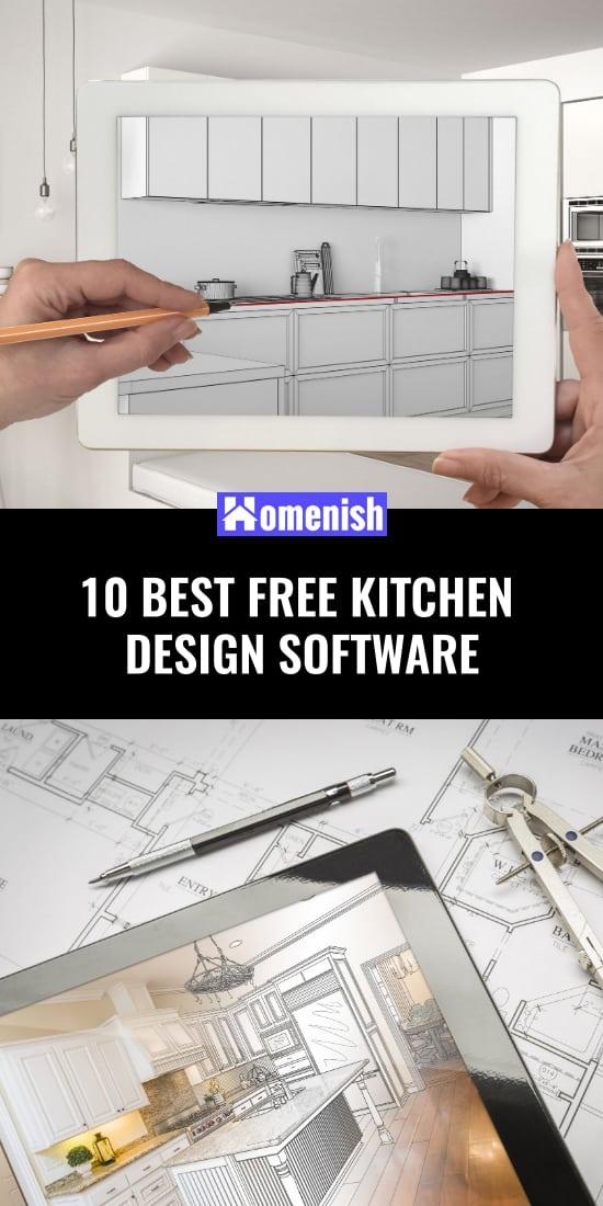 10 Best Free Kitchen Design Software