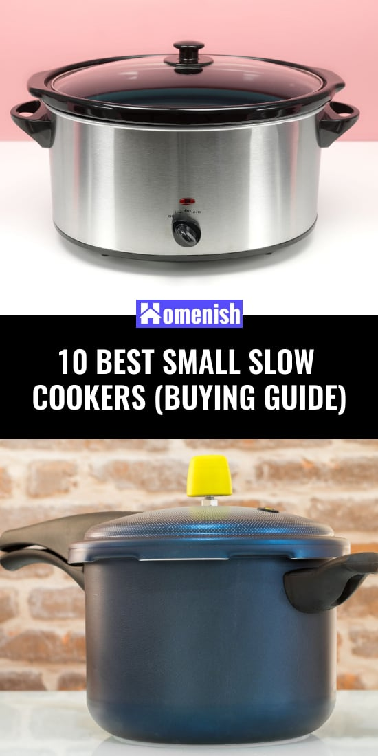 10 Best Small Slow Cookers (Buying Guide)