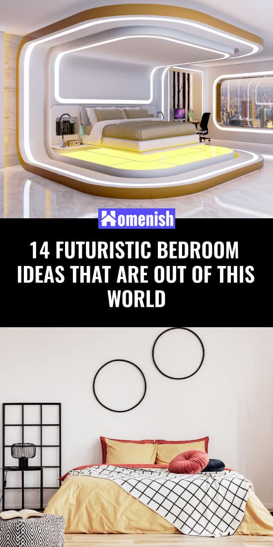 14 Futuristic Bedroom Ideas That Are Out of This World