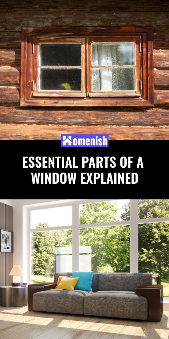 Essential Parts of a Window Explained