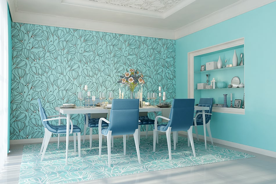 Feng Shui Dining Room Colors