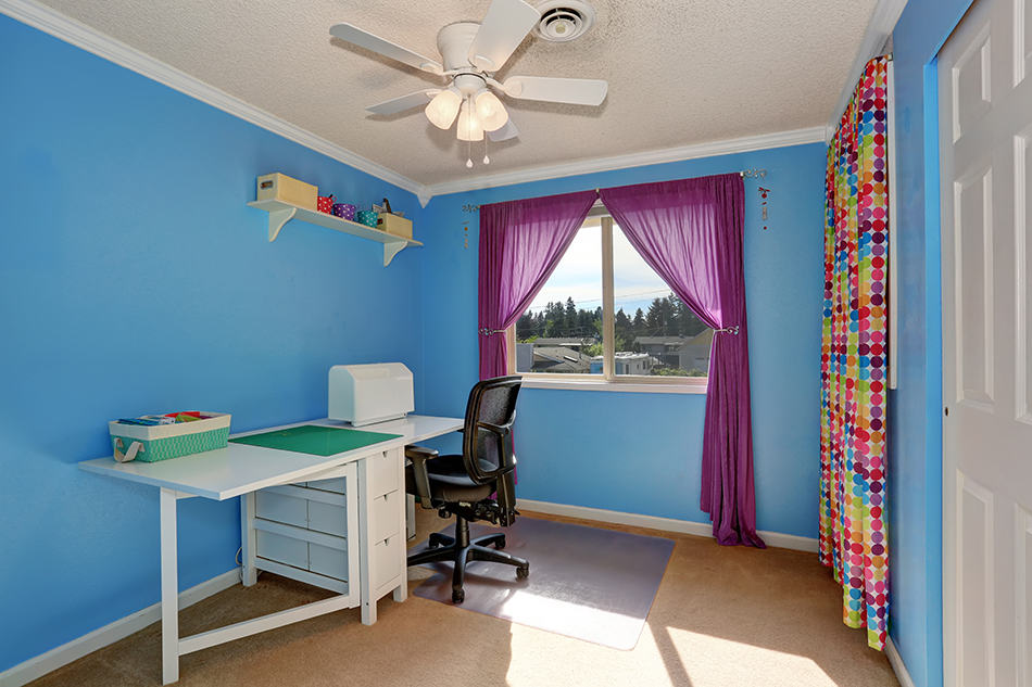 Feng Shui Study Room Colors