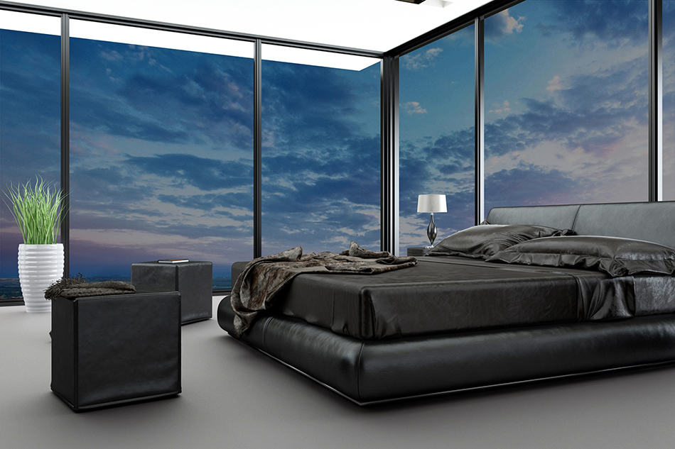 Futuristic Bedroom Ideas