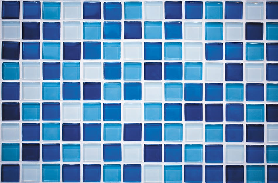 Glass or Mosaic Tiles