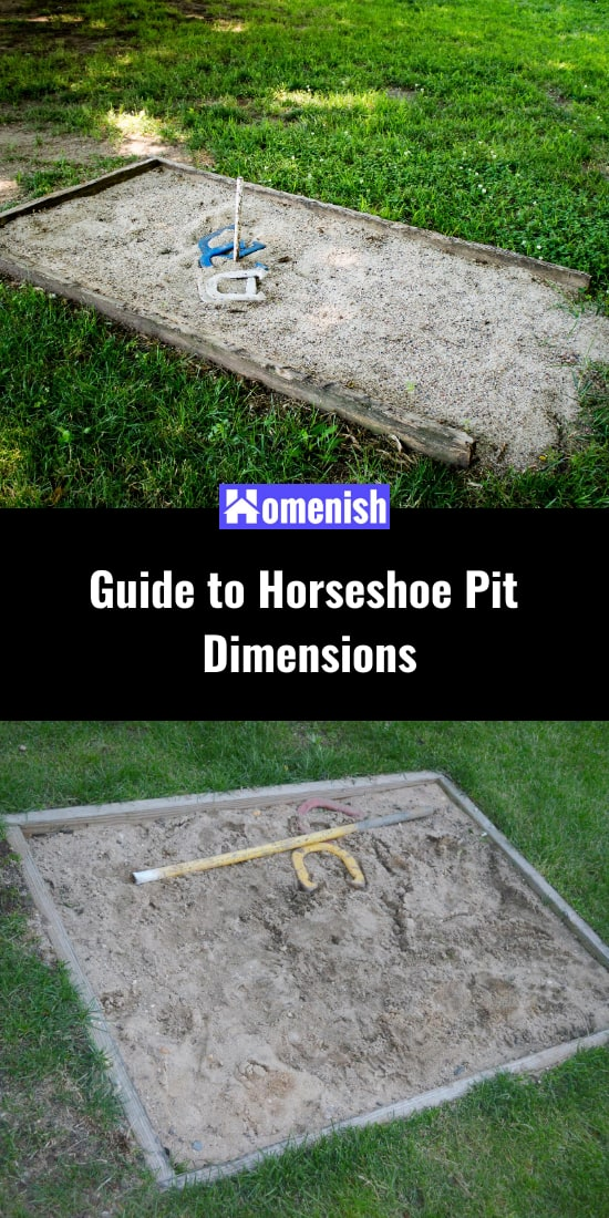 Guide to Horseshoe Pit Dimensions