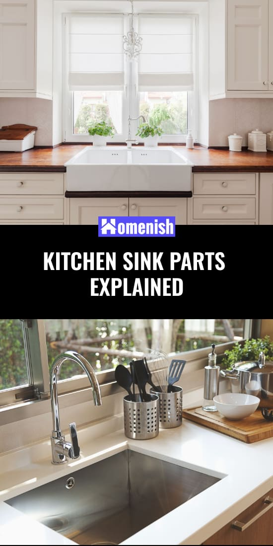 Kitchen Sink Parts Explained