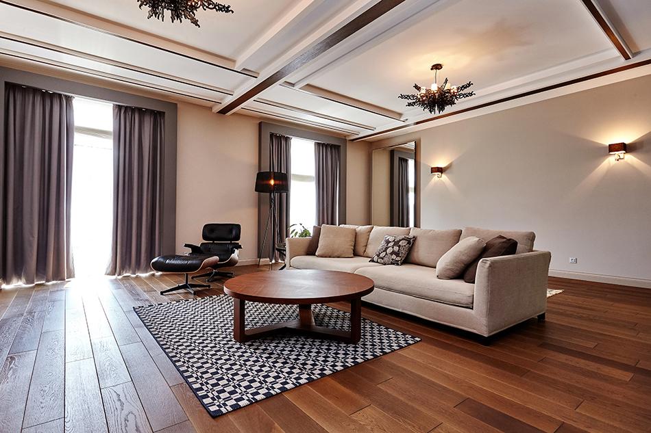 Sandless Floor