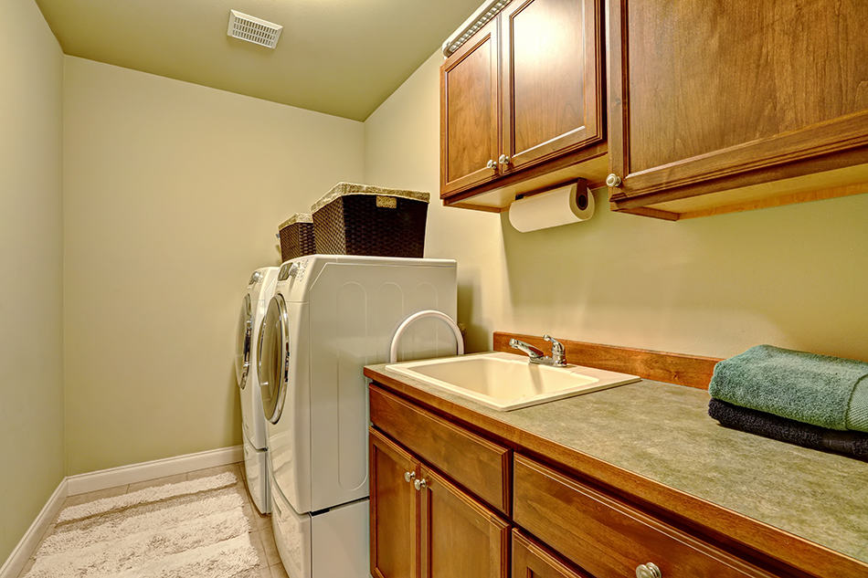 Standard Washer and Dryer