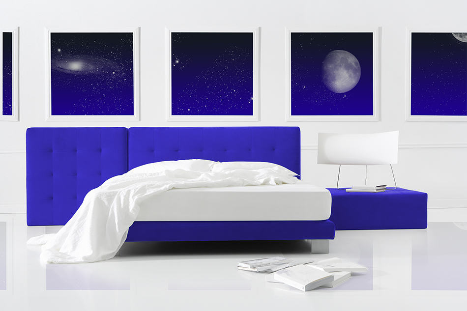 Stars and Planets on the Wall