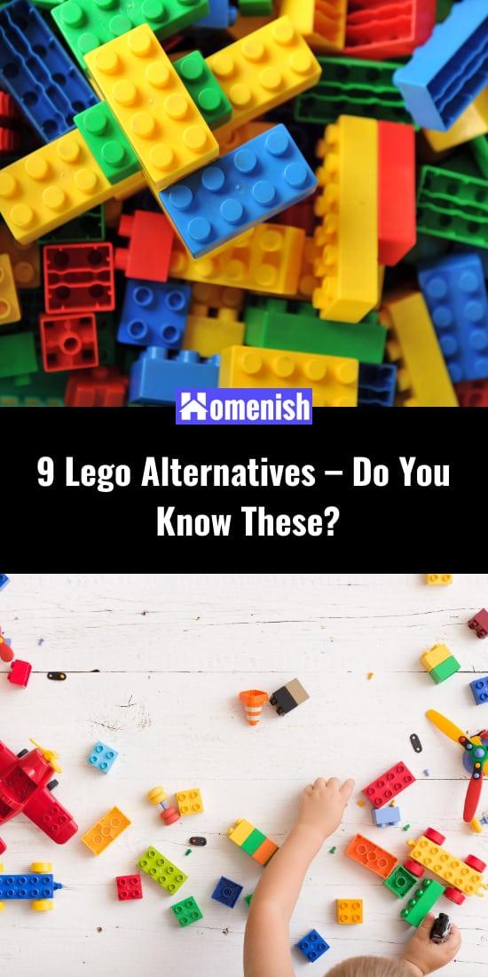 9 Lego Alternatives - Do You Know These