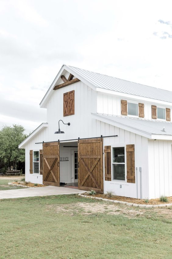 A Two-Story Barndo With Tons of Character