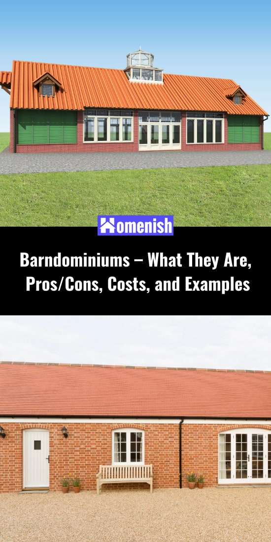 Barndominiums - What They Are, ProsCons, Costs, and Examples