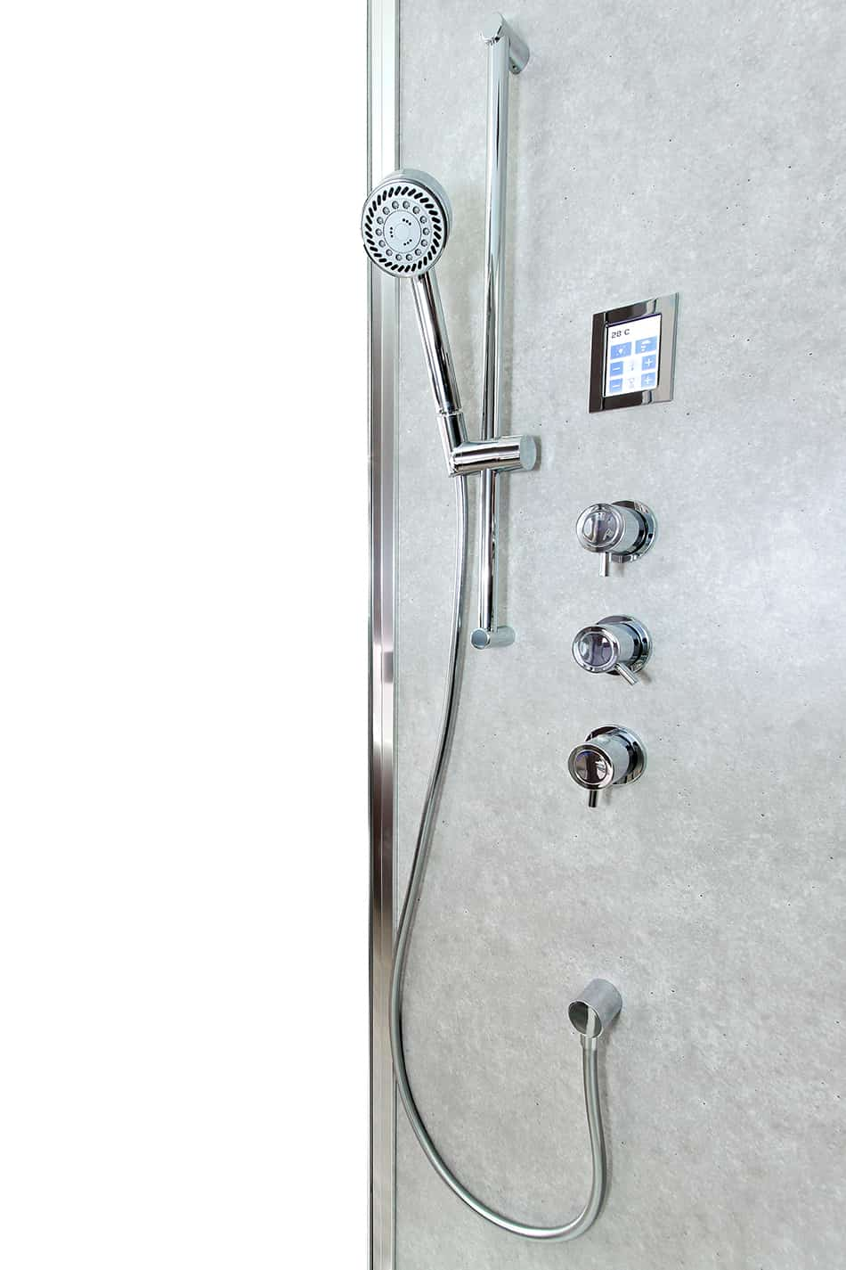 Digital Shower Valve