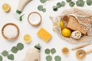Eco-Cleaning Products
