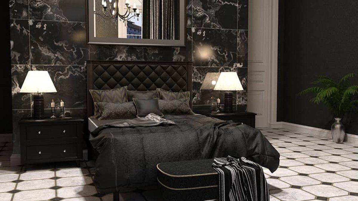13 Gothic Bedroom Decor Ideas To Create A Sense Of Mysticisim Homenish