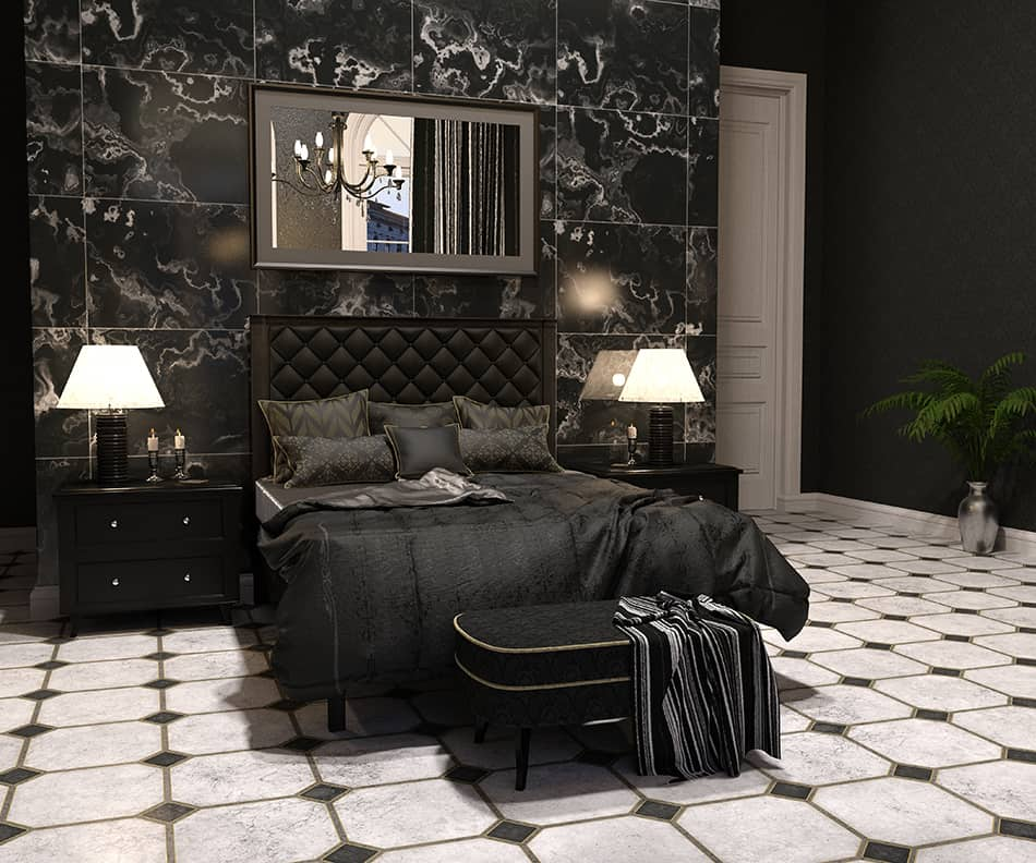 13 Gothic Bedroom Decor Ideas To Create A Sense Of Mysticisim Homenish